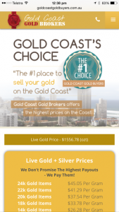 Gold Coast Gold Buyers