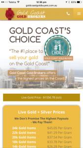 Gold Coast Gold Buyers